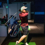 Image of man during a followthrough swing