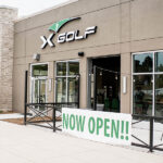 Image showing X-Golf is now open